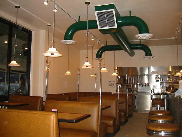 . Petes Kitchen Remodel   Denver Restaurant Remodels   SF Inc