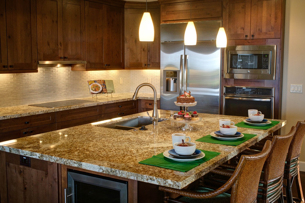 Types of Kitchen Layouts in Denver
